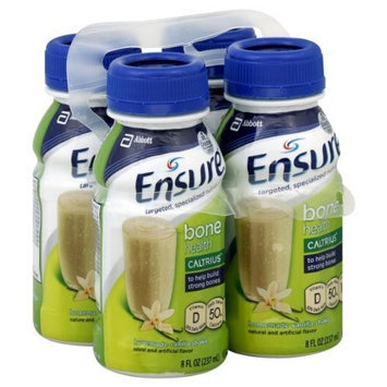 Ensure Bone Health shake, Vanilla,8 oz, 4 Pk