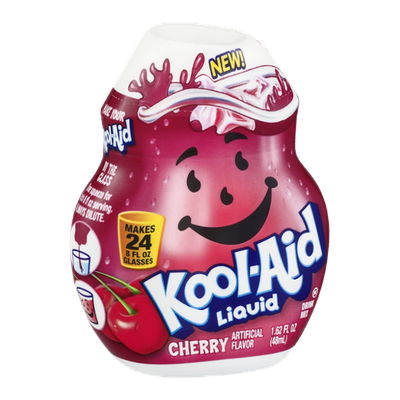 Kool-Aid Liquid Drink Mix Cherry