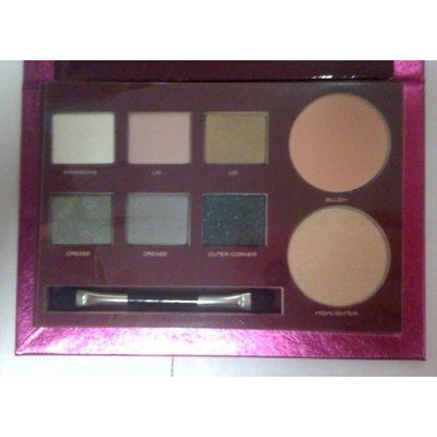 Bath & Body Works Makeup Palette Get Gorgeous Collection Eyeshadows Blush & Hilighters