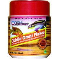 Ocean Nutrition (Salt Creek) Cichlid Omni Flake 2 1/2oz