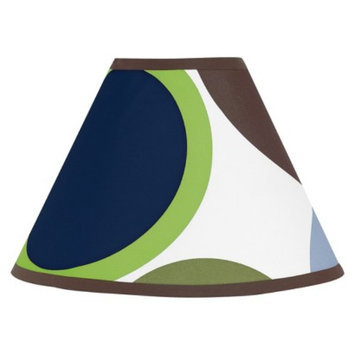 Jo Jo Designs Sweet Jojo Designs Designer Dot Lamp Shade
