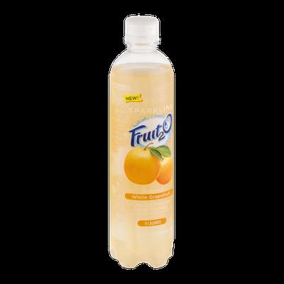 Fruit2O Lime Twists Sparkling Water Beverage White Grapefruit