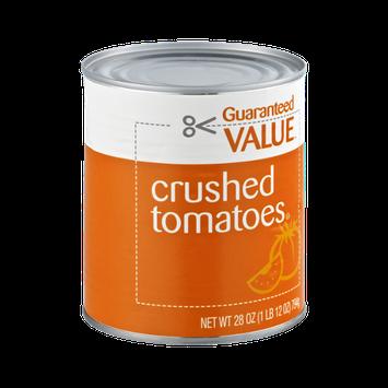 Guaranteed Value Crushed Tomatoes