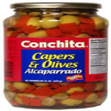 Conchita Foods, Inc. Conchita Olives And Capers 8 Oz.