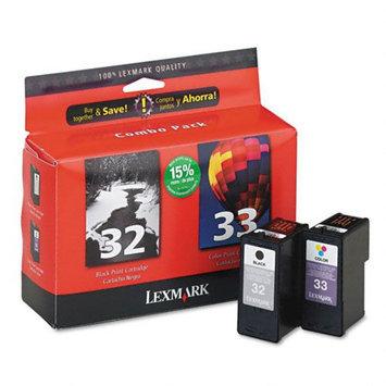 Kmart.com 18C0532 - Lexmark Twin Pack Ink Cartridge - Inkjet - Black, Color