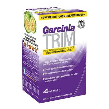 BioGenetic Laboratories Garcinia TRIM Garcinia Cambogia, Capsules