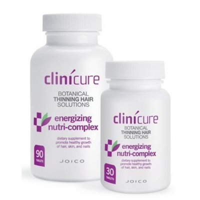Joico Clinicure Energizing Nutri Complex Supplements, 30 Count