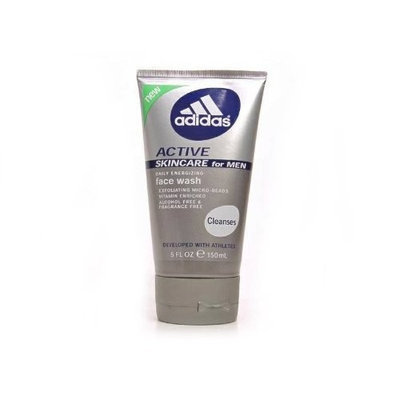 Adidas Active Skincare for Men Daily Energizing Face Wash 5fl. Oz.