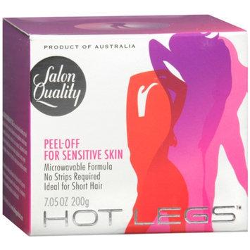 Hot Legs Peel Off Wax for Sensitve Skin