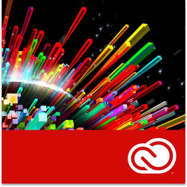 Adobe Creative Cloud IND Student/Teacher Edition 12-Month Membership (Academic verification is required by publisher after purchase) (PC) (Digital Code)