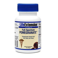 Life Extension Full-Spectrum Pomegranate