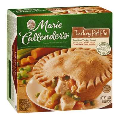Marie Callender's Pot Pie Turkey