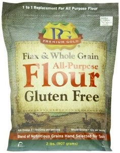 Premium Gold Flax BG17273 Premium Gold Flax Flour Flax-Wg GF - 6x2LB