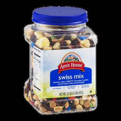 Ann's House Swiss Mix