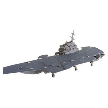 Regal Puzzled Aircraft Carrier - 3D