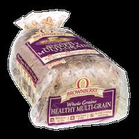 Brownberry Whole Grains Healthy Multi-Grain Bread