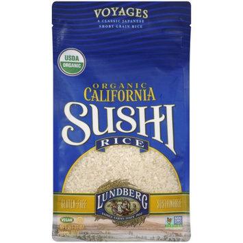 Lundberg Family Farms Sushi Rice, Short Grain, California, 2 LB (Pack of 6)