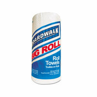 BOARDWALK 8.5'' Perforated Paper Roll Towel in White