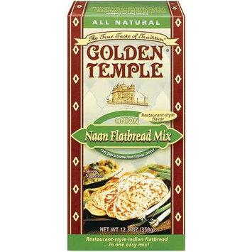 Golden Temple: Onion Naan Flatbread Mix, 12.3 Oz