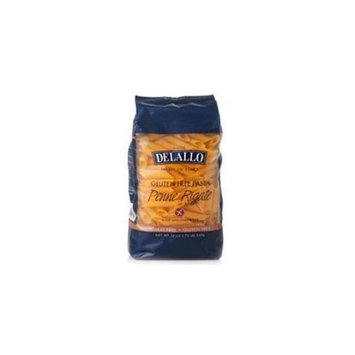 Delallo Penne Rigate No. 36 12 Oz Pack Of 12