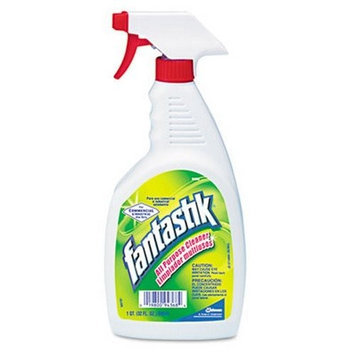 Johnsondiversey Fantastik All-Purpose Spray Cleaner 32 oz. Bottle