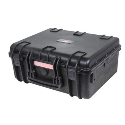 Monoprice Weatherproof Polypropylene Case with Customizable Foam - L18.86