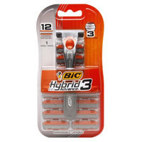 BIC Hybrid Advance 3 Men's Disposable Shaver