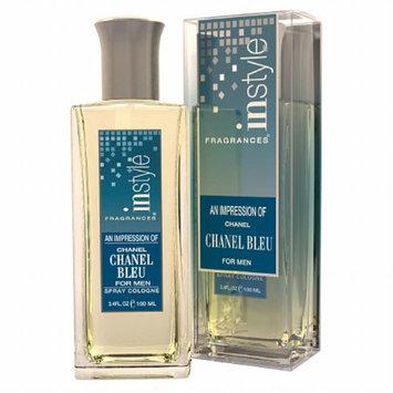 Instyle Fragrances An Impression Spray Cologne for MenChanel Bleu