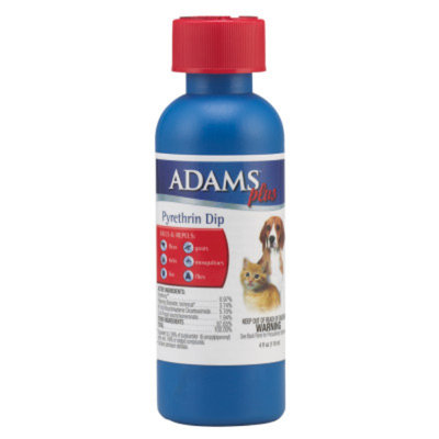 Adams Plus Flea & Tick Pet Dip