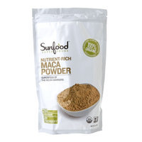Sunfood Superfoods Maca Powder