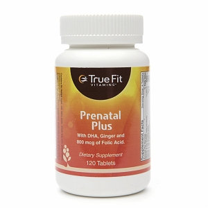 True Fit Vitamins Prenatal Plus