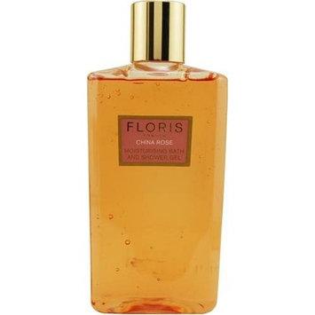 Floris London Floris China Rose by Floris Of London For Women. Shower Gel 8.5-Ounces