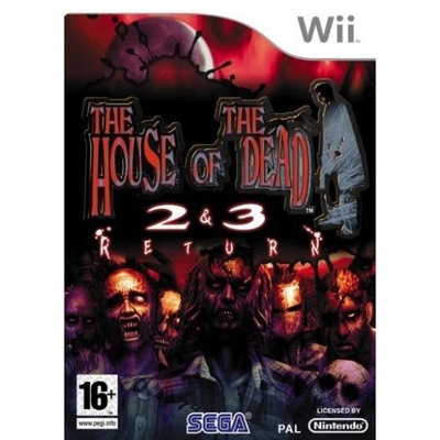 Sega House of the Dead 2 & 3 Return