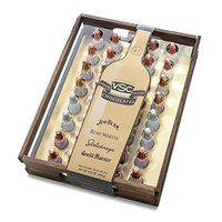 Very Special Chocolates Liquor Filled Chocolates Christmas Holiday Gift Box 40 Count