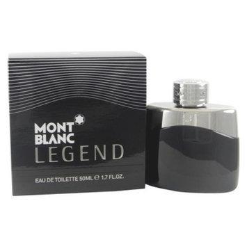 Inter Parfums, Inc. Men's Legend By Mont Blanc Eau De Toilette - 1.7 oz