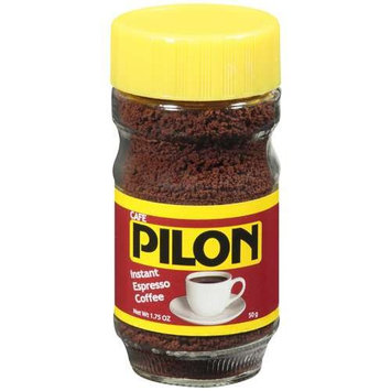 Cafe Pilon Coffee Jar Instant Regular, 1. 75 Oz - Case of 12