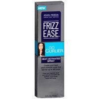 John Frieda Frizz Ease Go Curlier Heat-Activated Spray - 3.5 oz