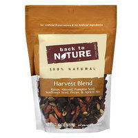 Back to Nature Harvest Blend: Raisin