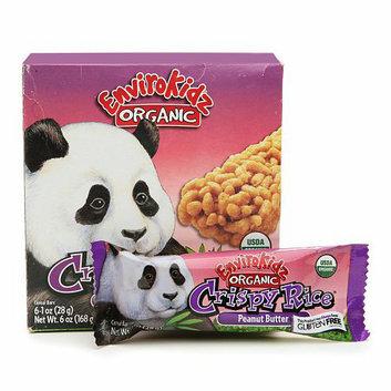 EnviroKidz Organic Crispy Rice Bar Peanut Butter