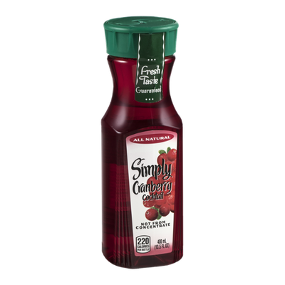 Simply Cranberry All Natural Cranberry Cocktail
