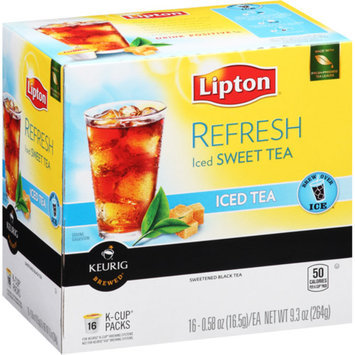 Lipton K-Cup Refresh Sweet Tea 16 ct