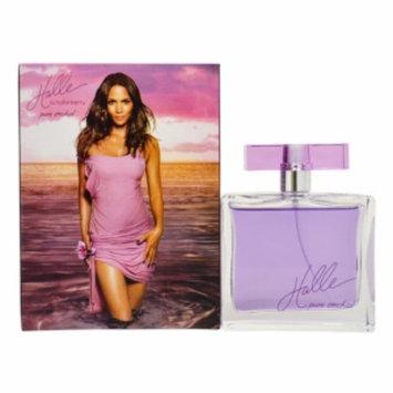 Halle Berry Pure Orchid Eau de Parfum Spray For Women, 3.4 fl oz