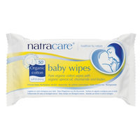Natracare Organic Baby Wipes