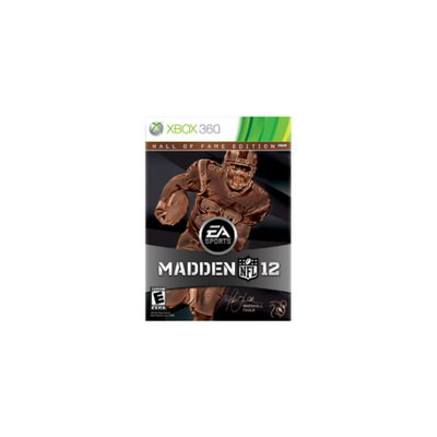 Electronic Arts Madden NFL 12 Hall of Fame Edition