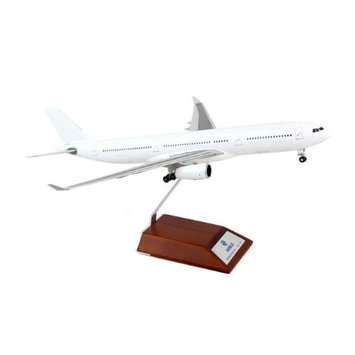 Jc Wings 1-200 JC2WHT104 1-200 Blank A330-300 with Stand