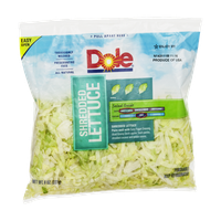 Dole Shredded Lettuce