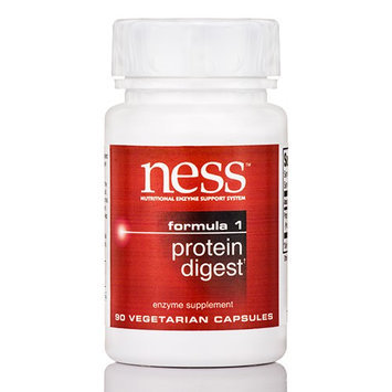 Ness Enzyme's Protein Digest #1 90 caps by Ness Enzymes
