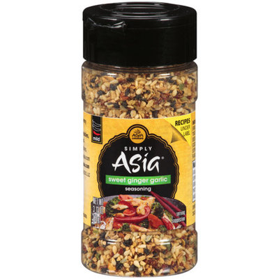 Simply Asia Sweet Ginger Garlic Spice 3.12 oz
