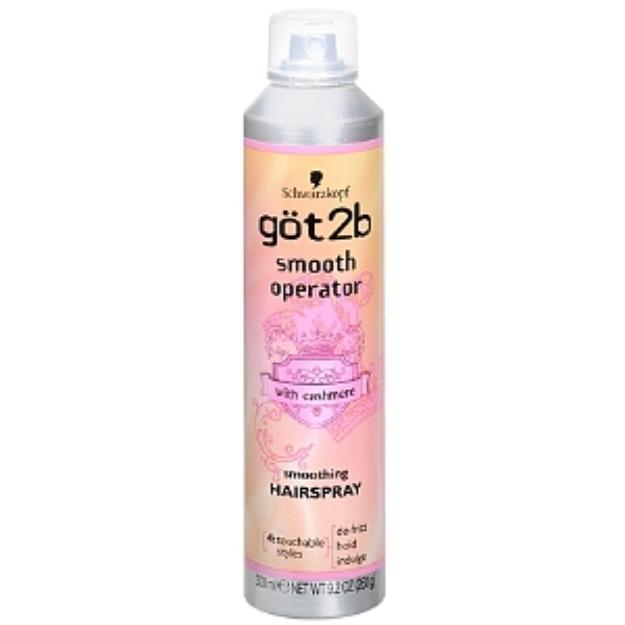 göt2b Smooth Operator Smoothing Hairspray