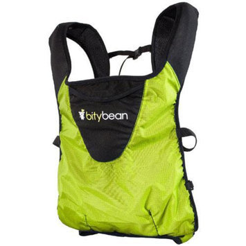 Bitybean BB-01-1L - UltraCompact Baby Carrier - Lime Green